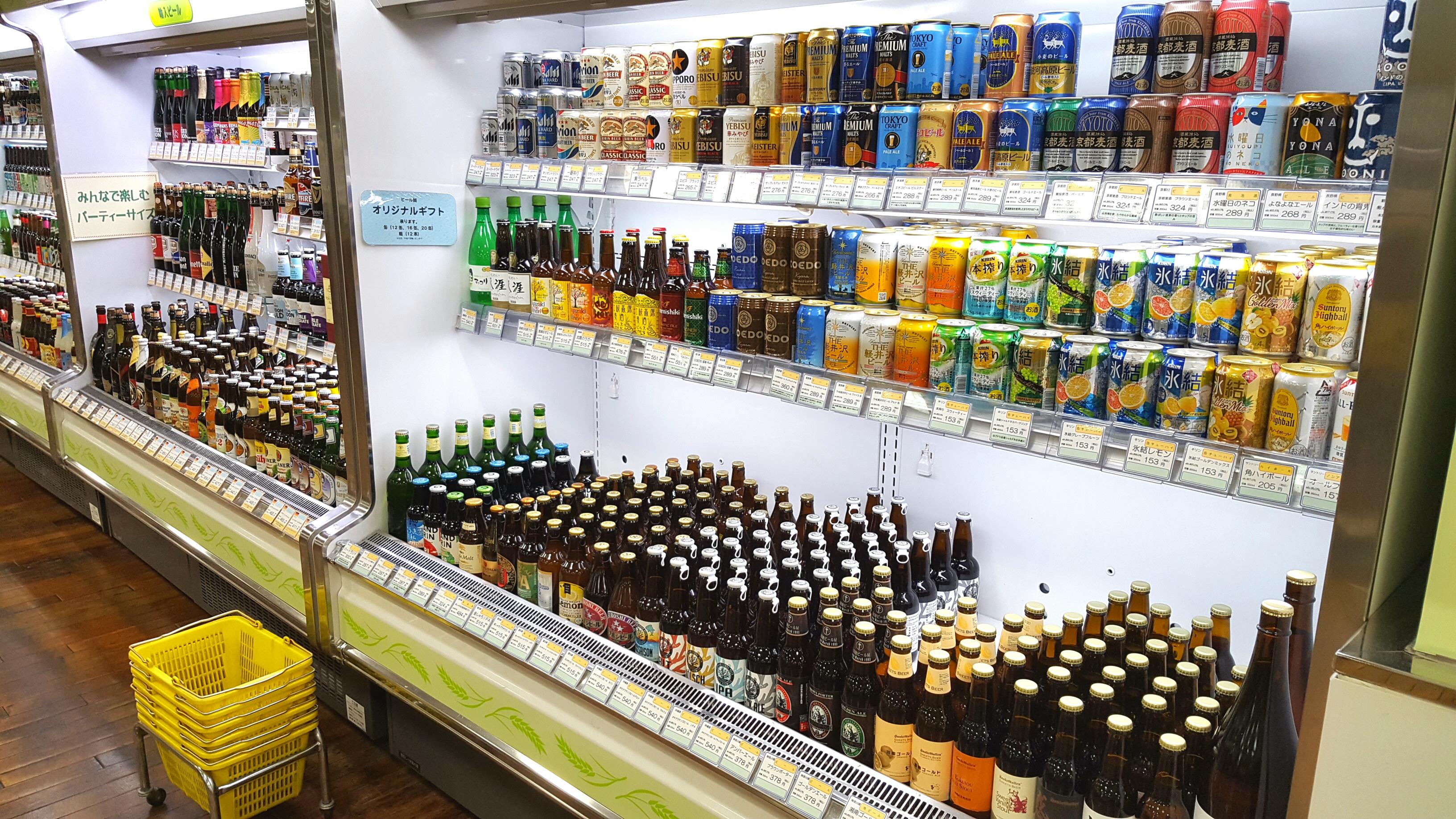 Japan's craft beer scene has developed well