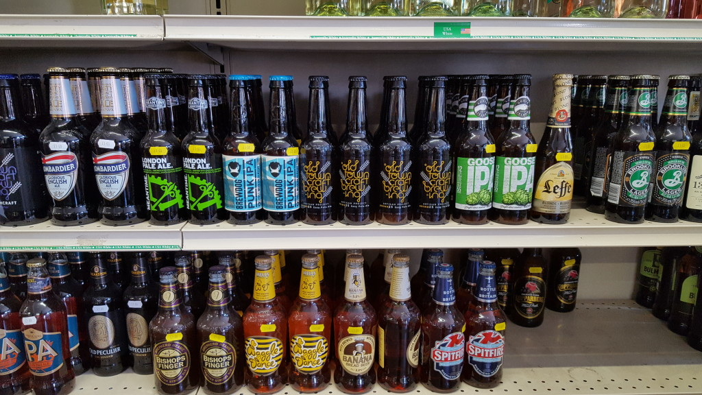 Local Craft Beer in Swindon